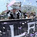 Kings Win Stanley Cup At Home