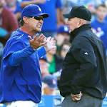 Los Angeles Dodgers increasingly unhappy with replay protocol
