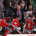Patrick Kane's OT goal ties series for Blackhawks