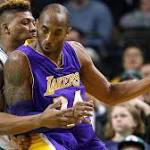 Lakers' third consecutive win over Phoenix soiled with nearly blown lead