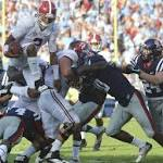 Time hasn't been on the side of Ole Miss' defense
