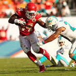 Chiefs vs. Dolphins: Game at a Glance