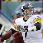 Big Ben, Steelers stopped by Jets in 20-13 loss