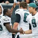 Eagles notebook: Foles named NFC Offensive Player of the Week