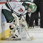 Minnesota Wild goalie Darcy Kuemper agree to terms on twoyear contract