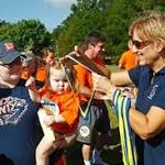 Walk raises $19000 for Down Syndrome Network