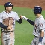 Astros 15, Orioles 8: Houston win home run derby