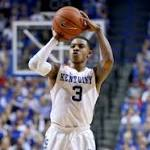 Kentucky Wildcats honor John Calipari making United Kingdom and college ...