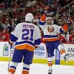 Nelson, Boychuk help Islanders top Canes 5-3