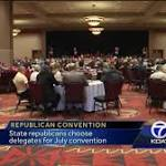 Leadership tensions simmer at New Mexico GOP convention