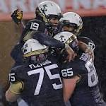 Army-Navy notes: Midshipmen's O-line has big day