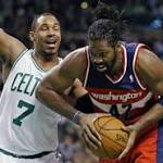 Notebook: Wizards 106, Celtics 99
