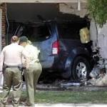 SUV crashes into apartment, killing girl asleep in bed