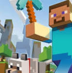 Warner Bros Building Minecraft Movie