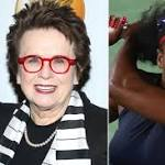 Why Billie Jean King says it's too early to call Serena the greatest