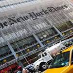 New York Times Plans Cutbacks in Newsroom Staff
