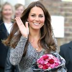 Kate Middleton Hints She's Having a Baby Girl