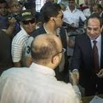 Egypt elects new leader to steer country out of crisis