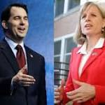 Model shows Scott Walker, Mary Burke separated by 0.4 points in governor's race