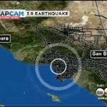 No damage reported after magnitude-3.8 earthquake hits near Baldwin Hills