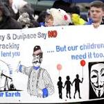 'Ban fracking until major concerns are addressed'