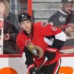 Senators' Bobby Ryan earned a fan a puppy with a goal