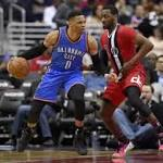 Russell Westbrook's minus-36 night provides another dose of frustration
