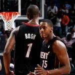 NBA Roundup: Chalmers, Mayo Out for the Season, Bosh's Return Possible