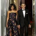 Michelle Obama wears Jason Wu gown for Canada State Dinner