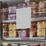 Blue Bell ice cream made in Alabama was tainted with Listeria, private lab says