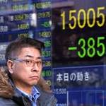 European markets pare losses after Asia's plunge