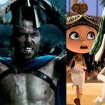 '300: Rise of an Empire,' 'Peabody & Sherman' Primed to Go 1-2 at Box Office