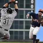 Hinch ejected as Houston falls to White Sox 4-1