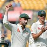 Lyon reaps reward from India's suffocation