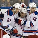 New York Rangers Edge Penguins in Last Game Before Olympic Break