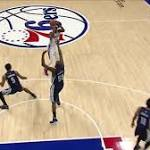 Instant Replay: Grizzlies 104, Sixers 99 (2OT)