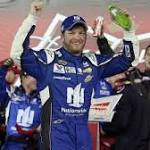 Johnson wins Duel 2, Patrick rebounds from wreck
