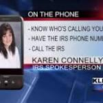 There's a new telephone scam the IRS wants you to be aware of