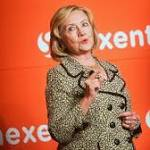 Hillary Clinton makes first Ferguson remarks