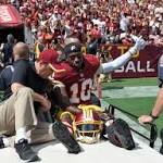 No respite for NFL as injuries strike