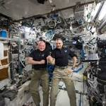 Astronaut Scott Kelly Returns from Nearly a Year in Space