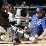 Royals 2, White Sox 1