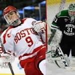 2015 NCAA Hockey Tournament Preview: BU, UND highlight Northeast and ...