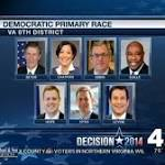Va. voters go to polls in 3 US House districts