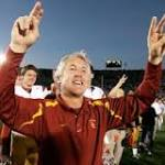 Jack Del Rio, Pete Carroll chosen for USC athletic hall of fame