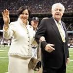 Saints owner suddenly spikes grandchildren, hands team to wife