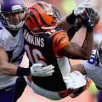 Hawkins walks for Browns feeling indebted to Bengals