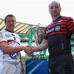 Heineken Cup semi-final: Saracens v ToulonLive