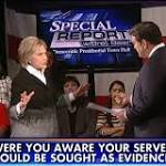 Fox News got Hillary Clinton out of her comfort zone, and even Democrats should be glad