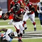 Falcons WR Julio Jones: Surgically repaired right foot '100 percent,' ready to roll ...